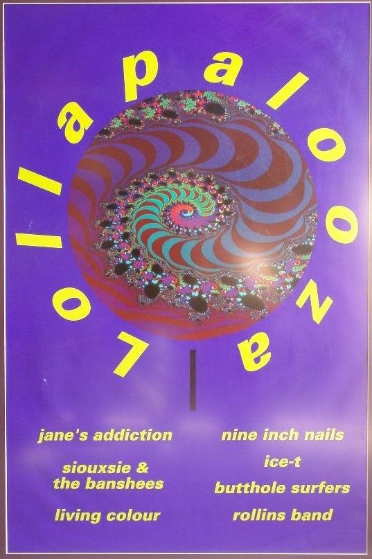 Janesaddiction Org Tour Info Jane S Addiction August 01 1991 Harriet Island St Paul Mn