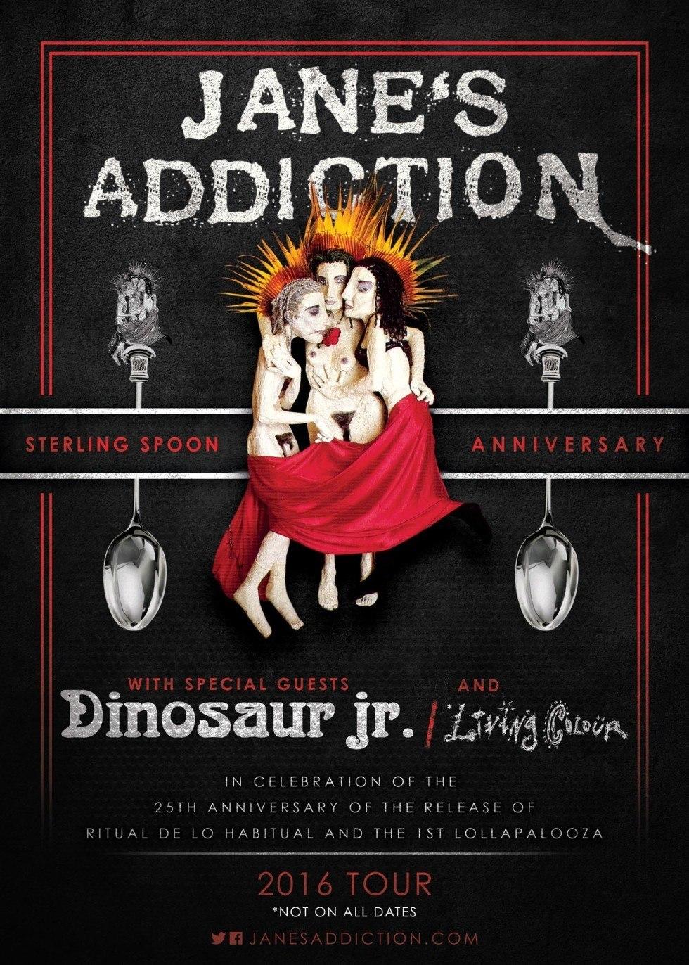 Janes Addiction Tour Dates