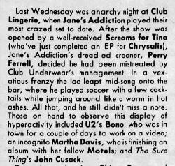 19861219-25 LA Weekly Article