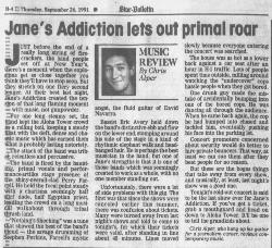 19910926 Honolulu Star-Bullitin Article