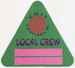 Enit Local Crew Badge