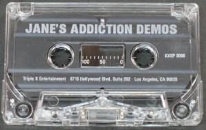 Jane's Addiction Demos