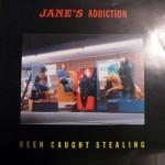"Been Caught Stealing 7"" Vinyl Cover"