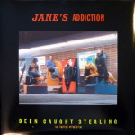 """Been Caught Stealing Limited Edition 12"""" Vinyl Cover"""