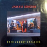 """Been Caught Stealing US 12"""" Vinyl Cover"""