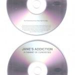 A Cabinet Of Curiosities UK Promo Discs 1-2