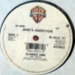 """Classic Girl 12"""" Vinyl Side 1"""