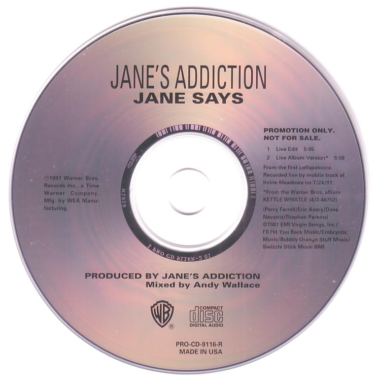 Oh Oh Jane Jane New Version Song Download: Janesaddiction.org
