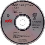 Jane's Addiction Disc Without Typo