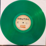 Jane's Addiction Green Vinyl Side 2