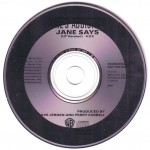 Jane Says (1988) Disc
