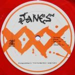 Red Vinyl Side 1