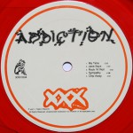 Red Vinyl Side 2