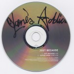 """Just Because 7"""" Disc"""