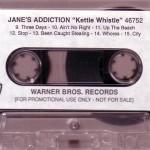 Kettle Whistle Cassette Promo Side 2