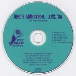 Live '86 Disc