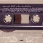Cassette Sleeve Side 1