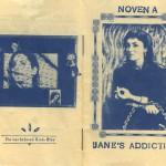 Novena Booklet Front & Back