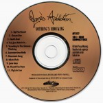 Nothing's Shocking Gold HDCD Disc