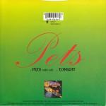 Pets 7in Vinyl Back