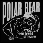 Polar Bear (Blue Vinyl) Sticker