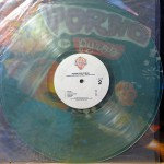 Porno For Pyros Clear Vinyl Side 2