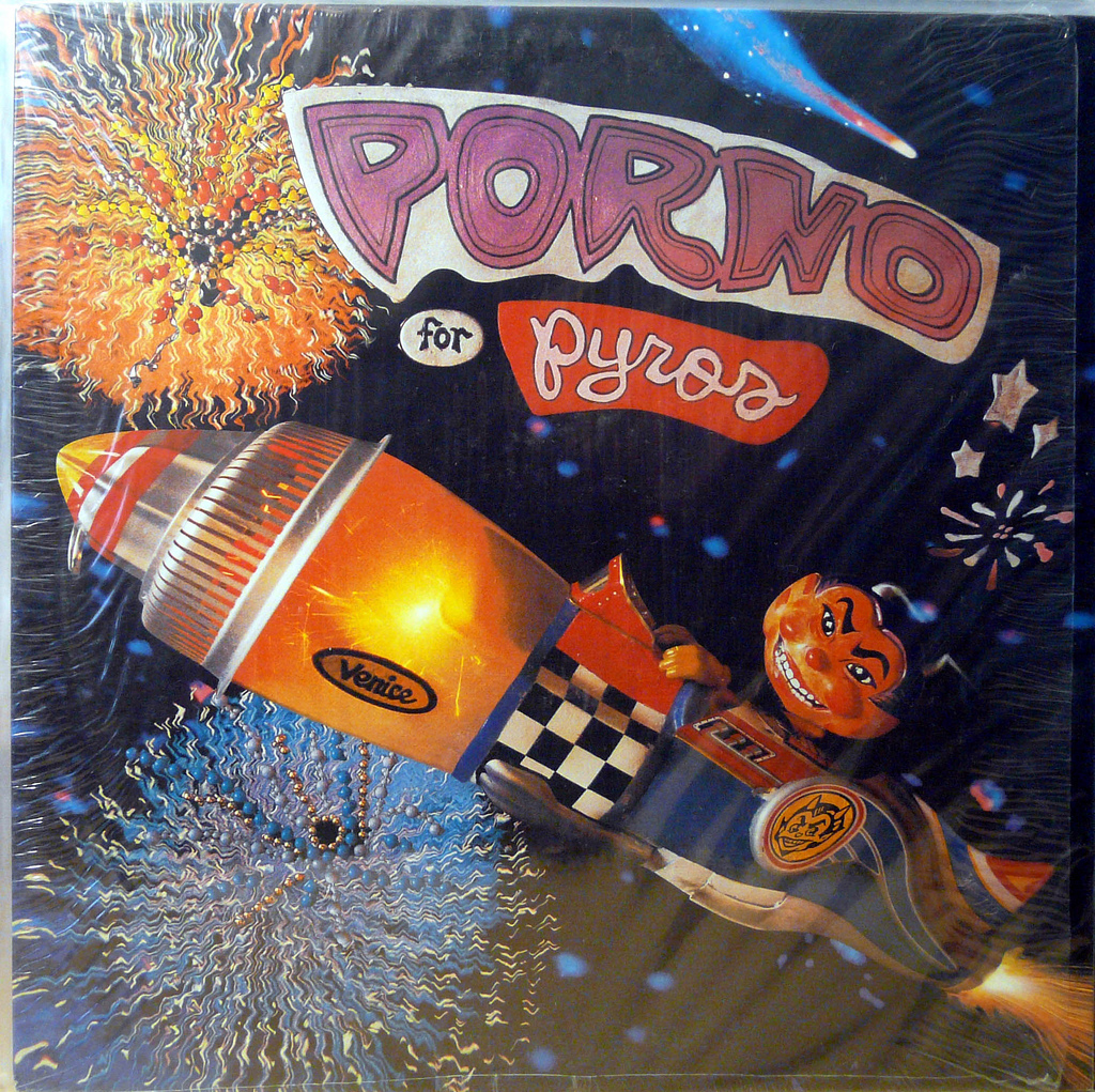 album cover porn pyros self titled Pink Floyd and Neil Young, to Steely Dan, and Porno for Pyros etc…  It  was destiny calling when a passer-by mistook them for a Pink Floyd cover band  and  As original songs were being written, Medina Sod continued to book more   On January 3, 2004 Medina Sod celebrated the release of their self-titled EP to  .