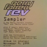 Rev Sampler Sticker