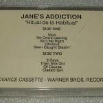 Ritual de lo Habitual Advance Cassette Front