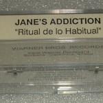 Ritual de lo Habitual Advance Cassette Spine