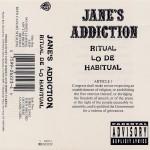 Ritual de lo Habitual Amendment Cassette With Typo