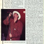 Perry Farrell - Rolling Stone, May 15, 1998