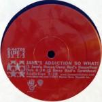 So What! Vinyl Side 2