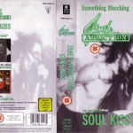 Soul Kiss - PAL VHS Front & Back