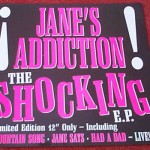 Shocking EP Record Flat