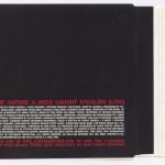 True Nature European Single Disc 1 Back