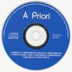 A Priori Disc
