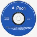 A Priori Disc
