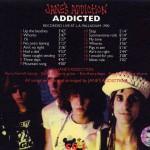 Addicted Disc 1 U-Card
