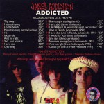 Addicted Disc 2 Back Cover