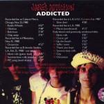 Addicted Disc 3 U-Card
