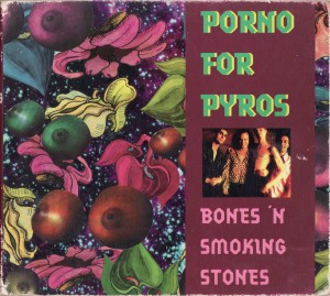 Bones 'N Smoking Stones Cover