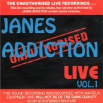 Jane's Addiction Love Vol. 1 Cover (v2)
