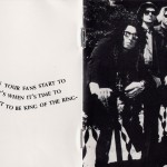 Live And Profane 2CD Booklet Pages 5-6