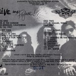 Live And Profane 2CD U-Card