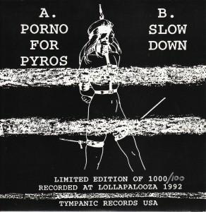 Lollapalooza 1992 (Vinyl) Cover