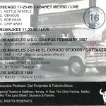Paraphernalia Alternate U-Card