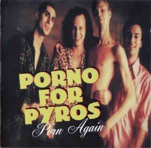 Porn Again Cover