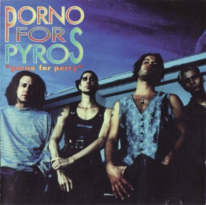 Porno For Perry Cover