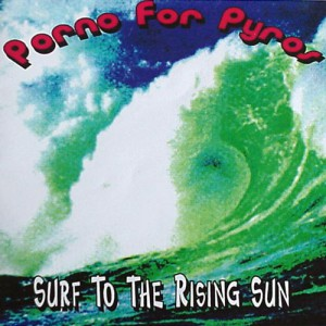 Surf To The Rising Sun Cover